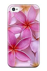 Jessillers Snap On Hard Case Cover Flower S Protector For Iphone 4/4s