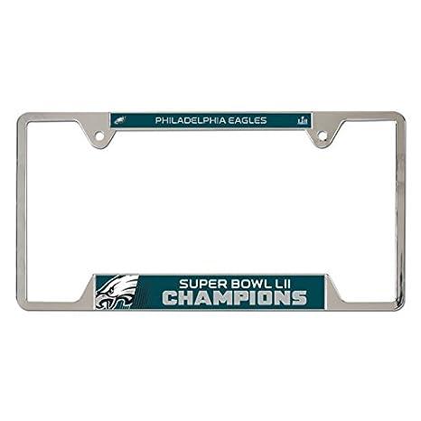 Amazon.com : Philadelphia Eagles WinCraft Super Bowl LII Champions ...