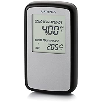 Corentium 223 Radon Gas Detector >> Safety Siren Pro Series3 Radon Gas Detector - HS71512 by Family Safety Products, Inc ...