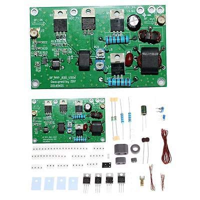 Amazon com: FidgetGear DIY KIT 3MHz-30MHz 45W Linear Power Amplifier