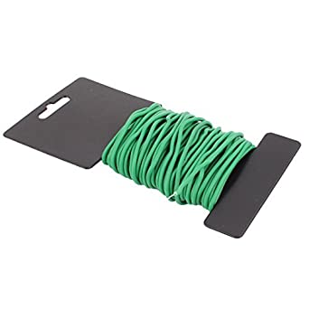DealMux Kunststoff Beschichtete Verpackung Twist Kabelbinder Draht ...