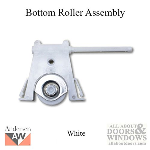 Andersen® Lower Screen Roller Assembly (1991 to Present) - 1997310 (Patio Doors Narroline Andersen)