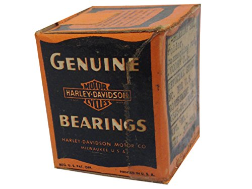 Genuine Bearings Harley Motorcycle Flathead 45 Rod, used for sale  Delivered anywhere in USA
