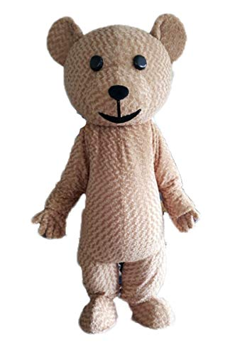 Teddy Bear Mascot Costume for Birthday Party Cartoon Costumes for Sale Custom Mascots Maker Mascotte -