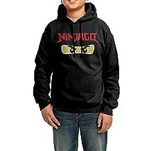 Lego Ninjago Rebooted Youth Pullover Hood Fleece Crew Sweatshirt Sweatshirt