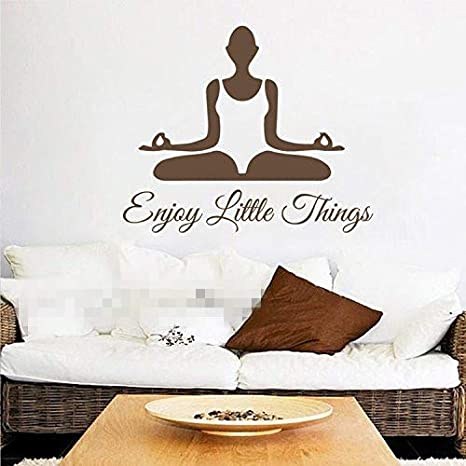 pegatinas de pared harry potter Yoga Wall Decal - Enjoy ...