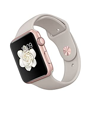 Apple 42MM Smart Watch - Rose Gold from Apple Computer
