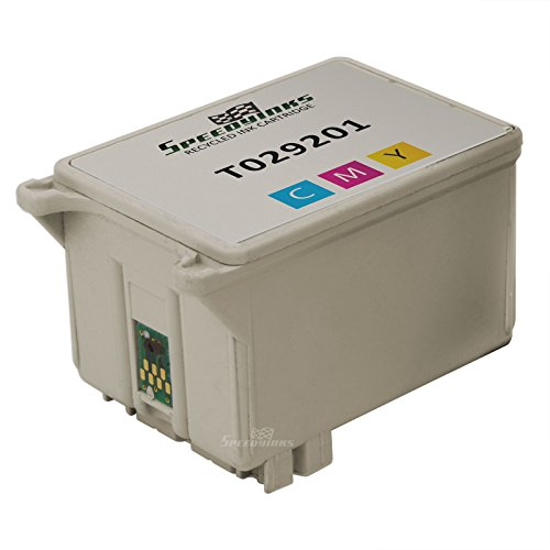 Speedy Inks - Remanufactured Color Ink for Epson T029201 for use in Epson Stylus ()