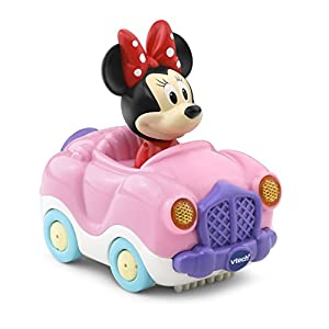 VTech Go! Go! Smart Wheels – Disney Minnie Mouse Convertible