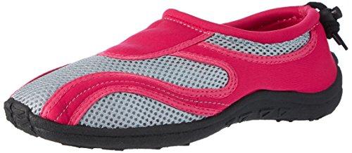Pink de material 06 Pink Zapatos Beck Aqua unisex sintético Aqua de Rosa wqTHaAvI
