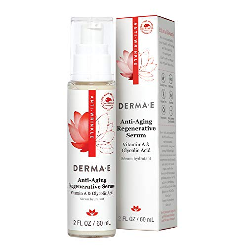 DERMA-E Anti-Wrinkle Night Serum with Vitamin A and