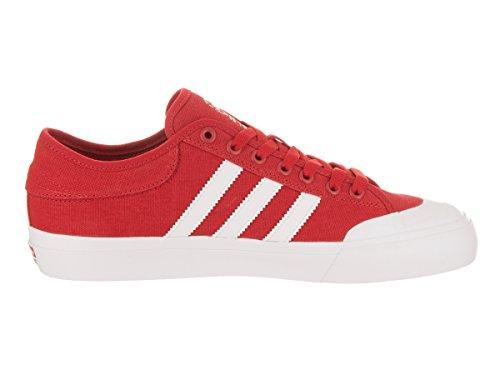 Adidas Menns Matchcourt Scarle / Ftwwht / Gum4