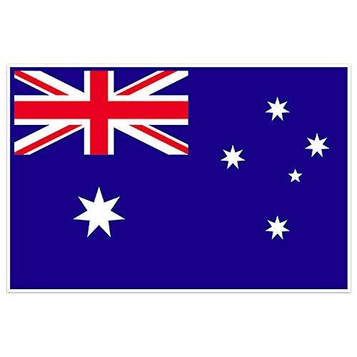 Australia Country Flag Wall Art - Mail Australia Priority To