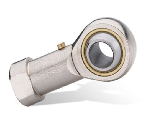 Testa a snodo femmina, Sikac 10 M, M10x 1,5, laminata in bronzo, filettatura con spirale destra, per fissare estremità di sbarre