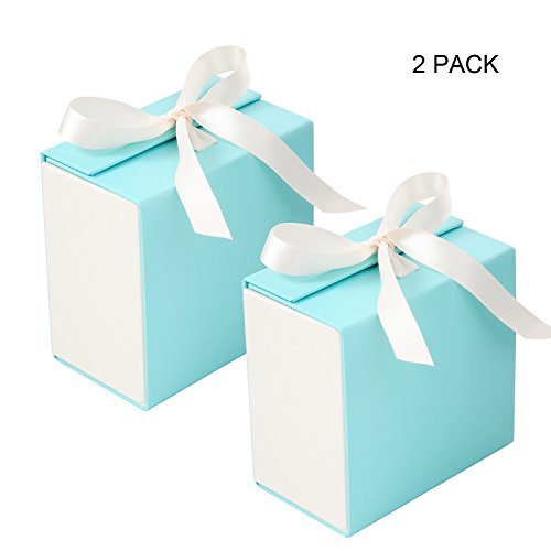 Gift Wrap Bags Boxes for Birthday Present Holiday Party Wedding Favor, 7.8