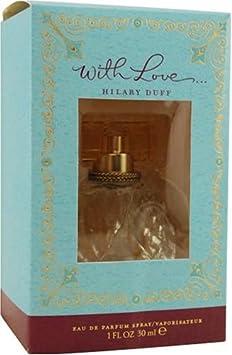 With Love Hilary Duff by Hilary Duff For Women. Eau De Parfum Spray 1-Ounce