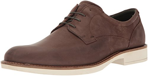 ECCO Men's Biarritz Tie Oxford Coffee outlet recommend cheapest price online sale ebay 7nY78o