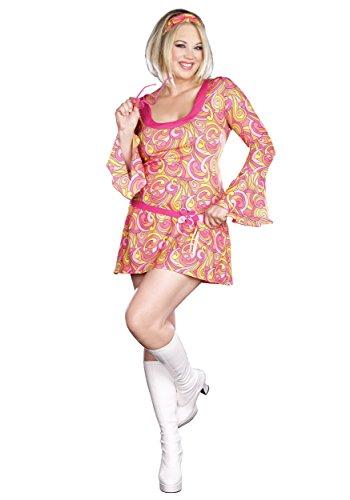 Go Go Gorgeous Adult Costume - Plus Size 3X/4X ()