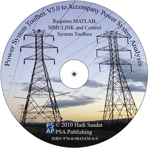 Power System Analysis Hadi Saadat 9780984543809 Amazon Com Books