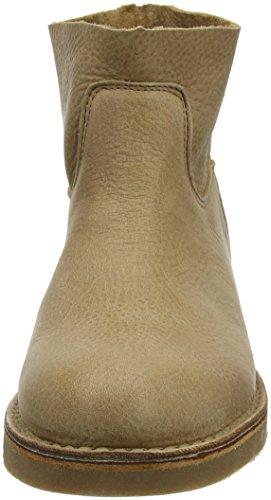 Schlupfstiefel Brown Amsterdam Marrone light Arricciati Shabbies Stivali Donna