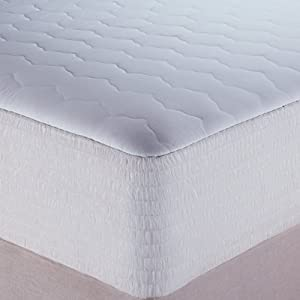 Amazon Beautyrest Waterproof Mattress Pad Cotton