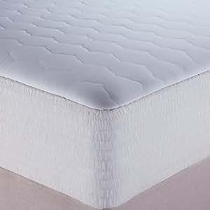 Beautyrest Waterproof Mattress Pad, Cotton Blend, Queen