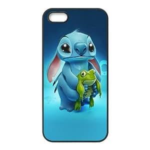 iphone5 5s Black phone case Stitch YFN4319638