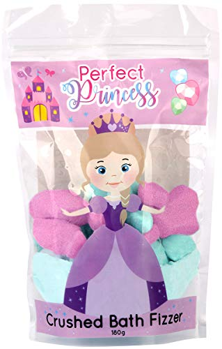 (GFA Perfect Princess Crushed Bath Bomb Fizzers Pouch)