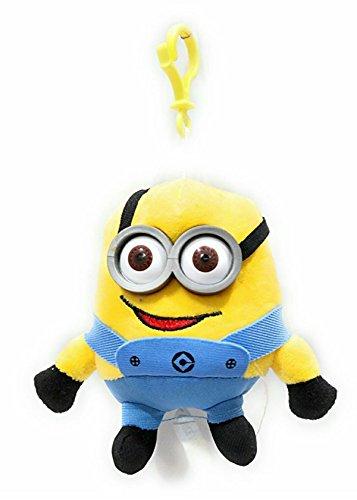 Soniya Enterprises Minion Soft Toy_Multicolor_15Cm