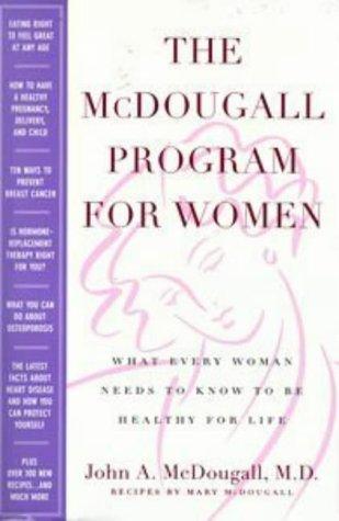 The McDougall Program for Women by John A. McDougall (1999-01-01) (Mcdougall Program For Women compare prices)