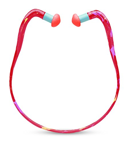 Howard Leight QB3HYG Quiet Bands, Ergonomic Semi-Aural Pods in Resealable Bag Box, 1 pair