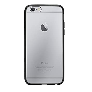 Griffin Reveal - Carcasa para Apple iPhone 6/6s, Color Negro
