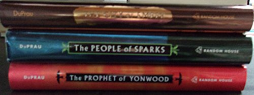 Book of Ember Trilogy (City of Ember, People of Sparks, Prophet of Yonwood) (The City Of Ember The Prophet Of Yonwood)