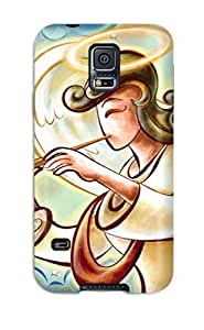 AnnDavidson QHUYqvn14114IPvUf Protective Case For Galaxy S5(christian)