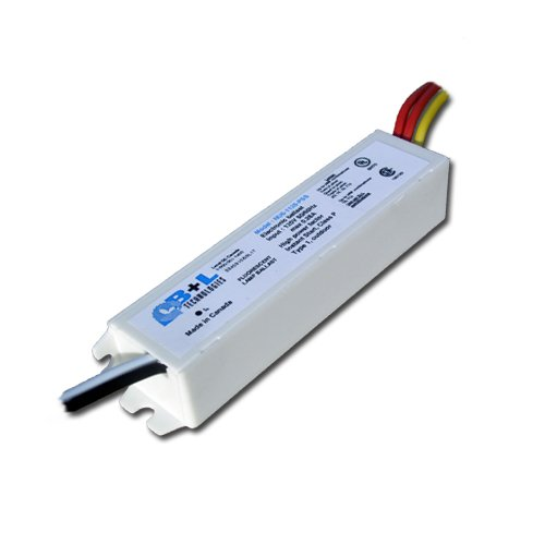 B+L NU6-1128-PSS electronic ballast for multiple linear and CFL lamps
