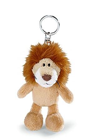 NICI - Wild Friends XXII: Llavero BB con Figura de león (35235)