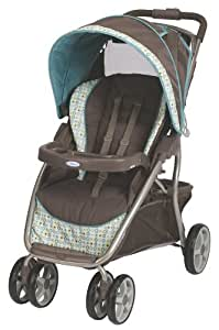 Graco Dynamo Lite Classic Connect Stroller, Oasis (Discontinued by Manufacturer)
