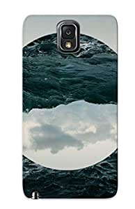 Aiiawk-6311-hygiwzd Gregorymalone Compatible With For Iphone 6 4.7 Inch Case Cover - The Scene Flipped Within A Bubble
