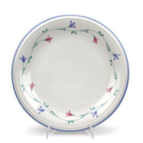 Portofino Blue by Savoir Vivre, Stoneware Chop Plate (Blue Chop Plate)
