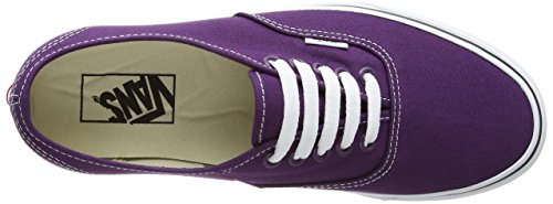 Vans U Authentic - Zapatillas Unisex adulto Violett (plum purple/tru FSE)