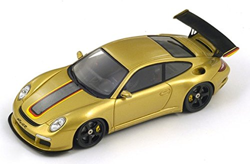 Ruf rt12r 2011、Goldenモデルカーin 1 : 43スケールby Spark B0733MNWBP