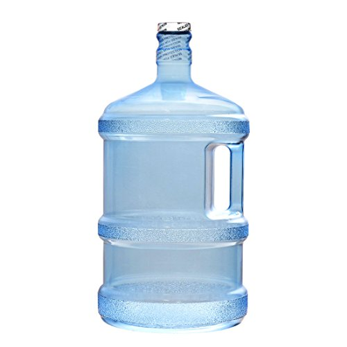 Tall Jug (BPA-Free Reusable Plastic Water Bottle Gallon Jug Container - Made in USA (3 Gallon (Tall)))