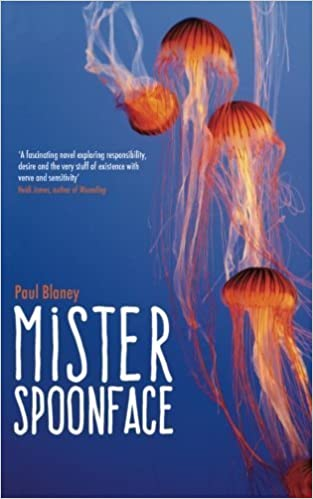 Book Mister Spoonface by Paul Blaney (2015-11-09)