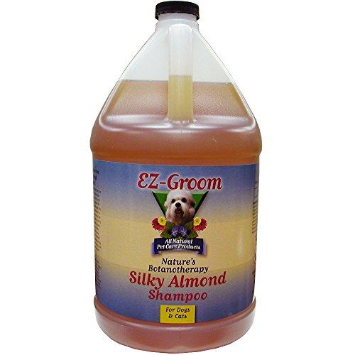 (EZ Groom Silky Almond Dog Shampoo Gallon -)