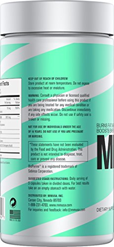 MELT AWAY Boosts Metabolism,Burns visceral belly fat by MMUSA Mobilizes fat from fat cells and food,boost thermogenesis during exercise,Reduces appetite,Fights free radicals,Boosts serotonin capsules