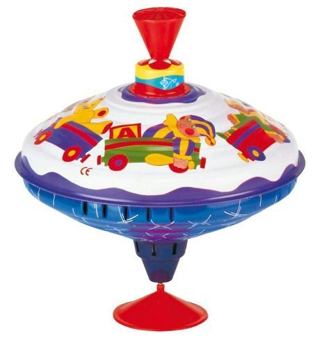 Humming Top Playbox 19 cm by Bolz