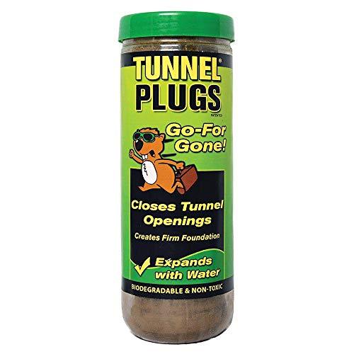 Wonder Soil Gopher Control Tunnel Fill Plug