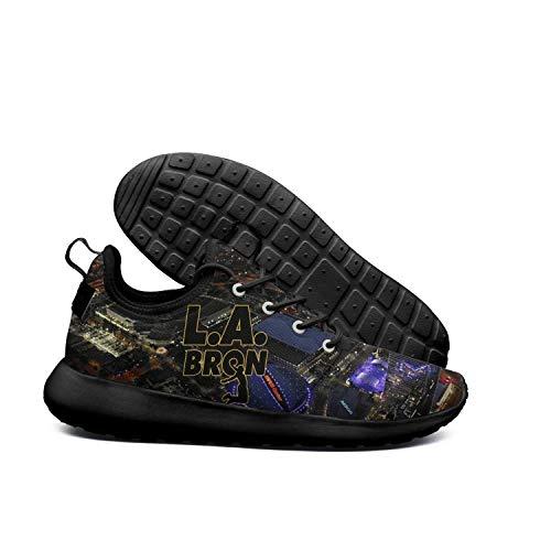 femmes hommes femmes / femmes hommes la_bron_Jaune _logo_basketball légers cross - trainer roshe deux mailles douces chaussures magasin phare d'exportation en ligne wb24700 magasin bien 80254a