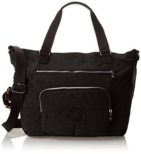 Kipling Noelle, Black, One Size (Kipling Laptop)