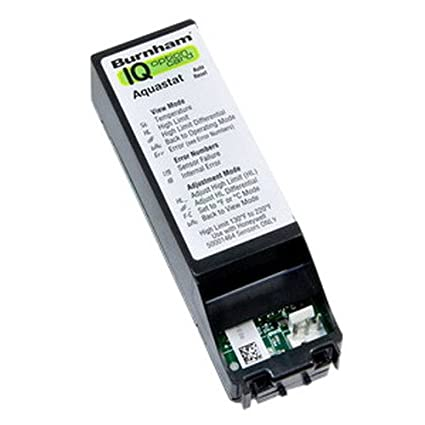 Burnham 102717-01 Aquastat Auto Reset High Limit IQ Option Card Kit - Ducting Components - Amazon.com